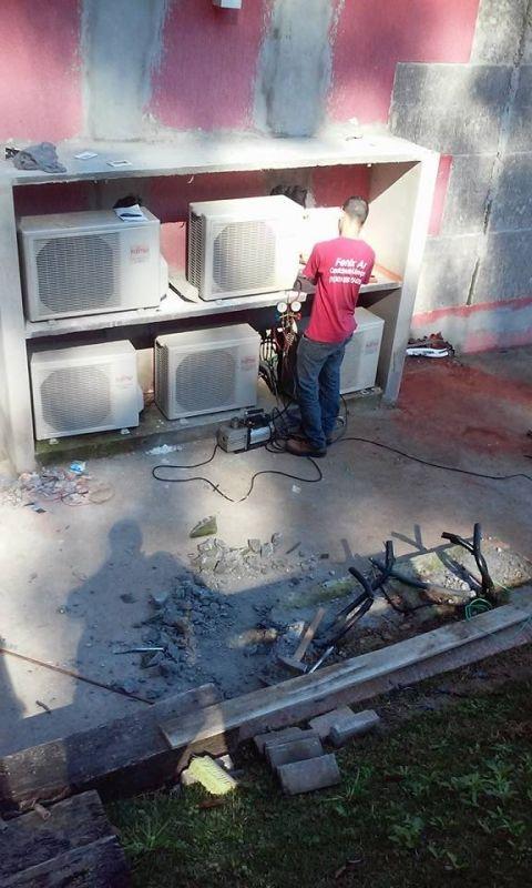 Empresa de Manutenção de Ar Condicionado Preço no Carandiru - Empresa Instalação de Ar Condicionado