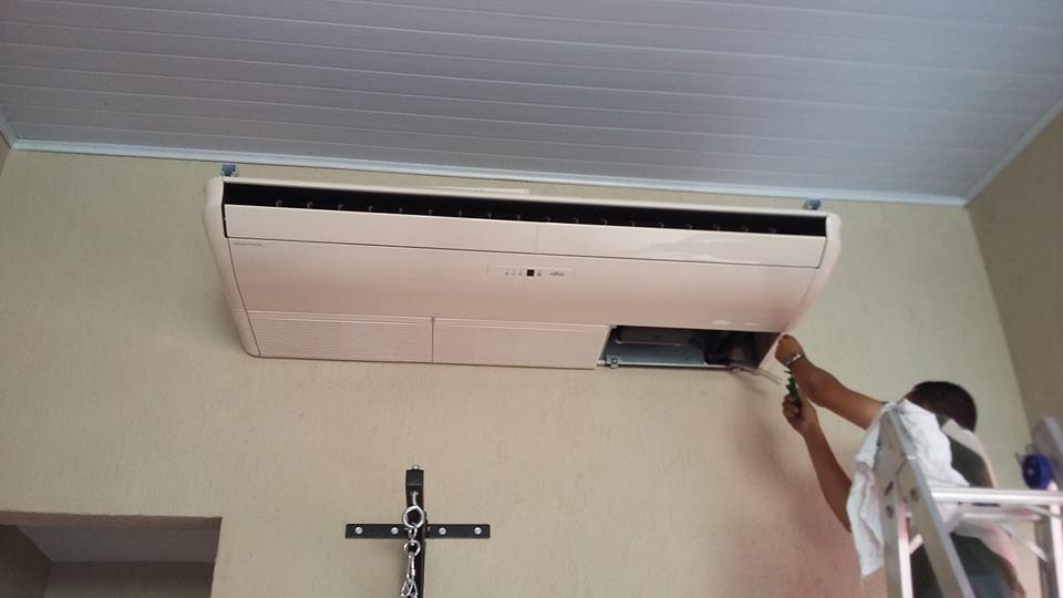 Instalação Ar Condicionado Valores na Casa Verde - Serviço de Manutenção de Ar Condicionado Preço