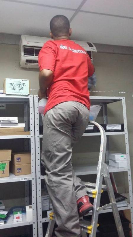 Instalação de Ar Condicionado de Parede Preço na Vila Medeiros - Instalação de Ar Condicionado SP