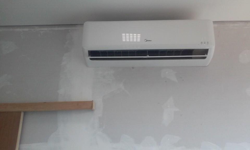 Preços de Instalação de Ar Condicionado em Brasilândia - Preço Manutenção Ar Condicionado Split