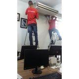 Instalação Ar Condicionado Parede
