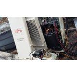 Instalação Ar Condicionado valor em Alphaville