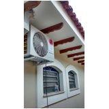 Manutenção em Ar Condicionado preço em Brasilândia