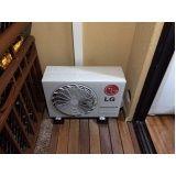 Preços Instalação Ar Condicionado Parede na Casa Verde
