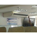Serviço de Instalação de Ar Condicionado valor na Vila Mazzei