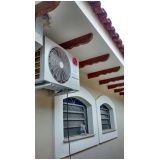 Valor instalação Ar Condicionado na Vila Marisa Mazzei