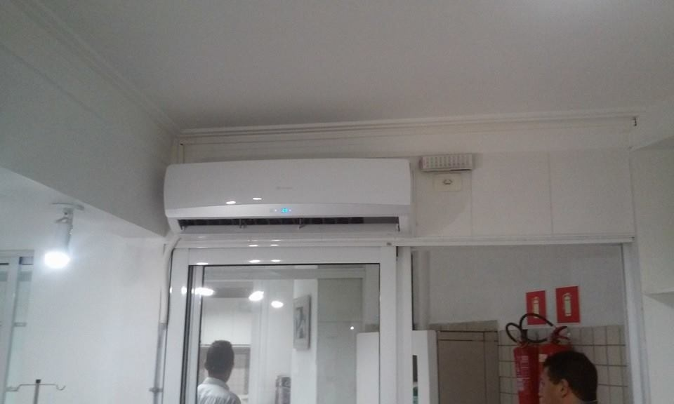 Valores Venda e Instalação de Ar Condicionado Split em Santana - Instalação de Ar Condicionado Split SP